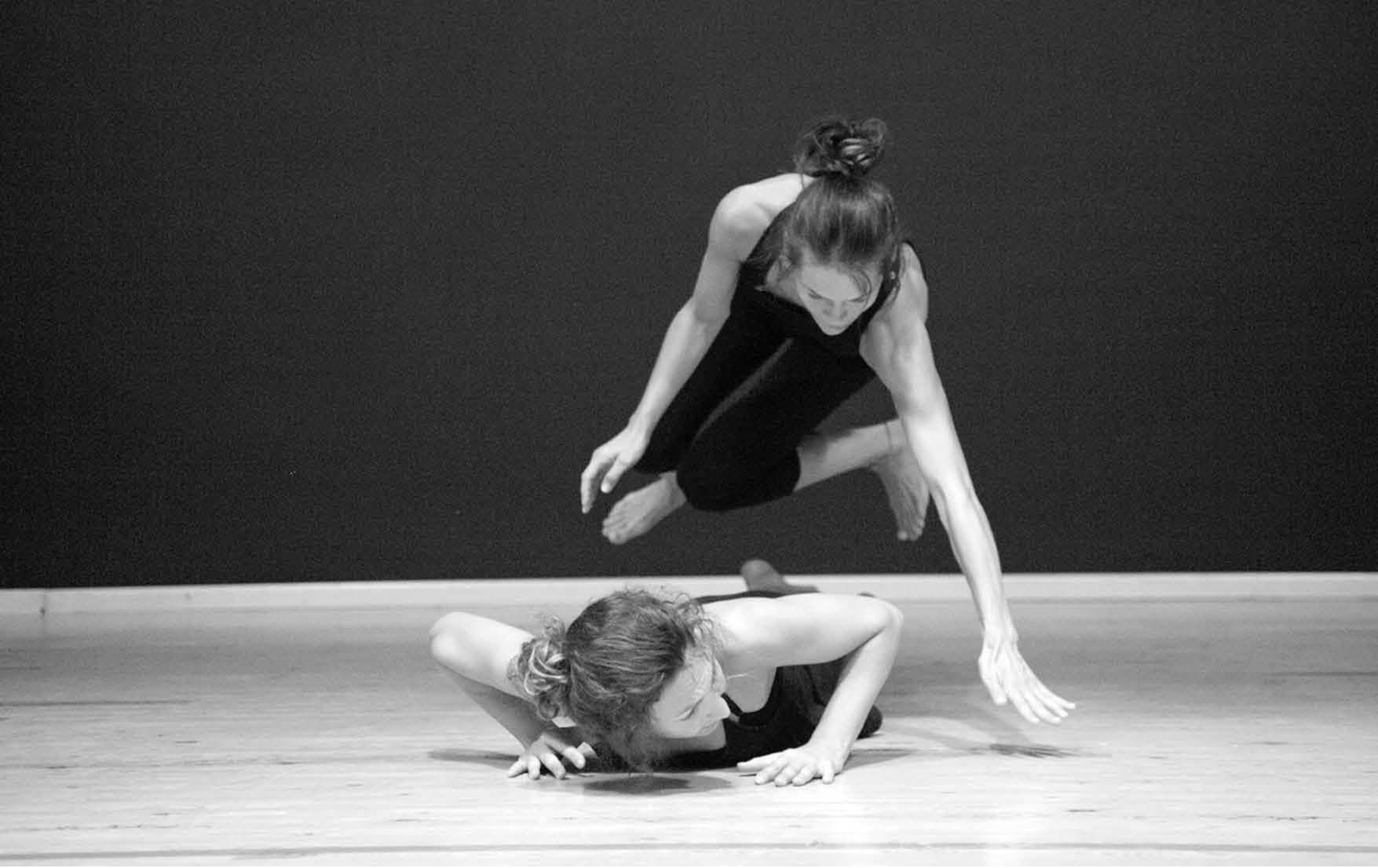 Fenomenología de la danza